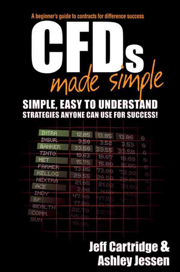 Cfds Made Simple By Cartridge, Jeff/ Jessen, Ashley